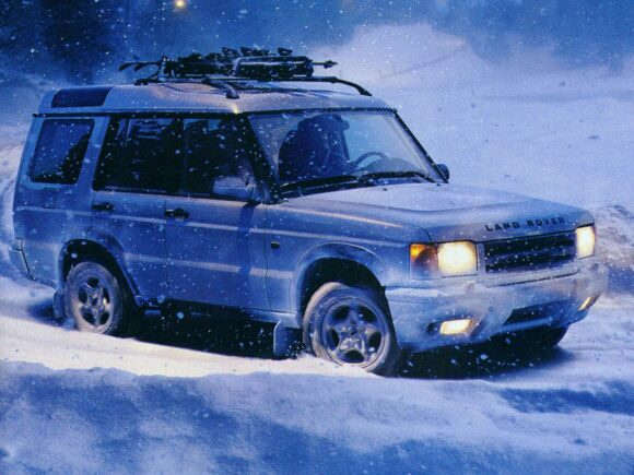 04 - Land Rover Discovery 2