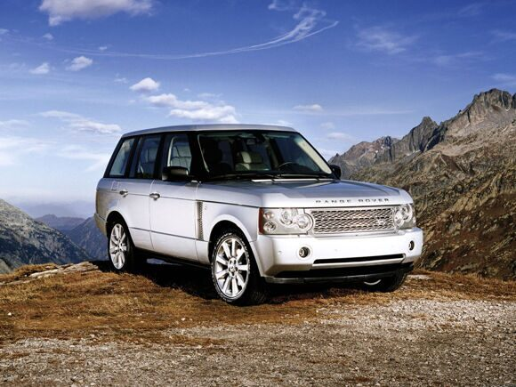 05 - Land Rover Range Rover Supercharged (L322)