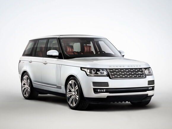 10 - Land Rover Range Rover Autobiography Black (L405)