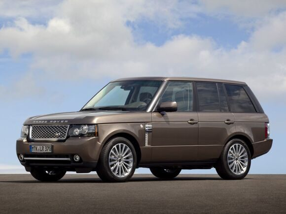 07 - Land Rover Range Rover Westminster (L322)