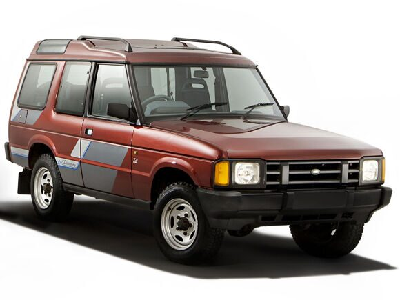 01 - Land Rover Discovery 1