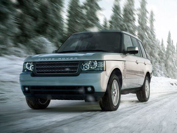 06 - Land Rover Range Rover Vogue (L322)