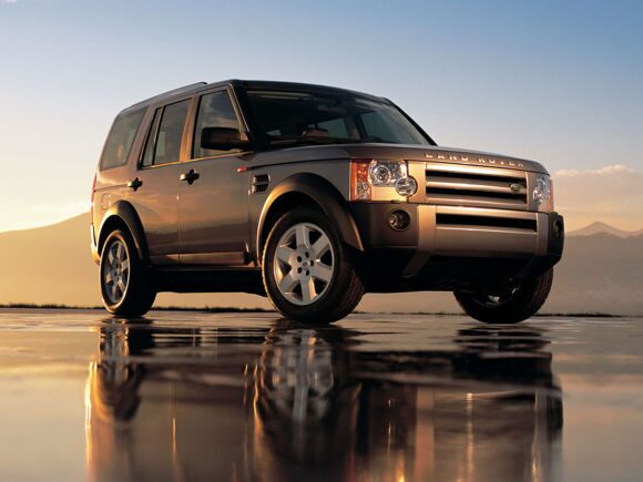 05 - Land Rover Discovery 3