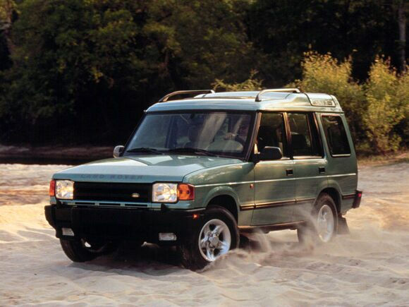 02 - Land Rover Discovery 1
