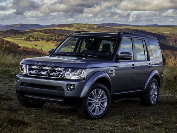 07 - Land Rover Discovery 4