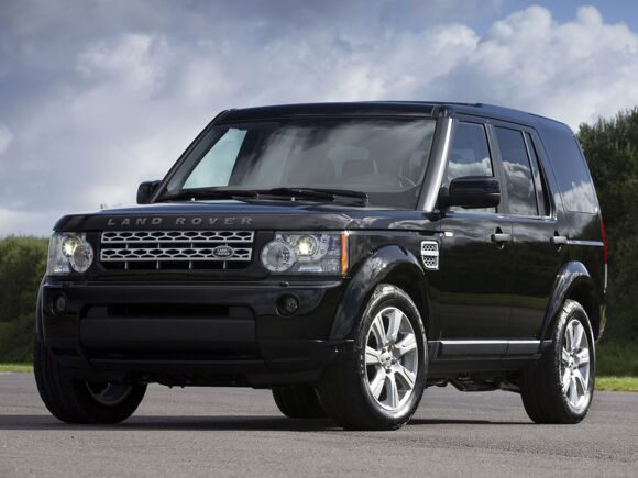 06 - Land Rover Discovery 4