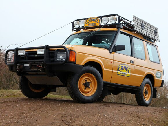 03 - Land Rover Discovery 1 Camel Trophy